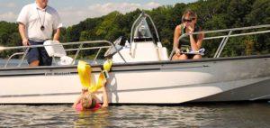 Slings assist reboarding